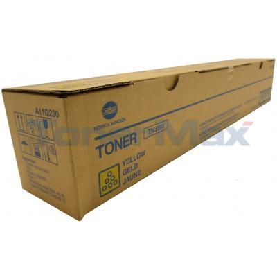 KONICA MINOLTA BIZHUB C360 TONER YELLOW